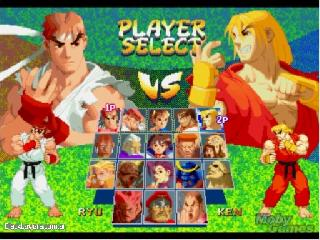 Screenshot Thumbnail / Media File 1 for Street Fighter Alpha 2 [NTSC-U]